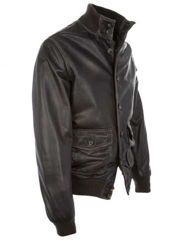 Picture of LUCCHESE | Leather Aviator Jacket