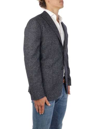 Picture of BOGLIOLI | Men's Wool and Silk Blazer