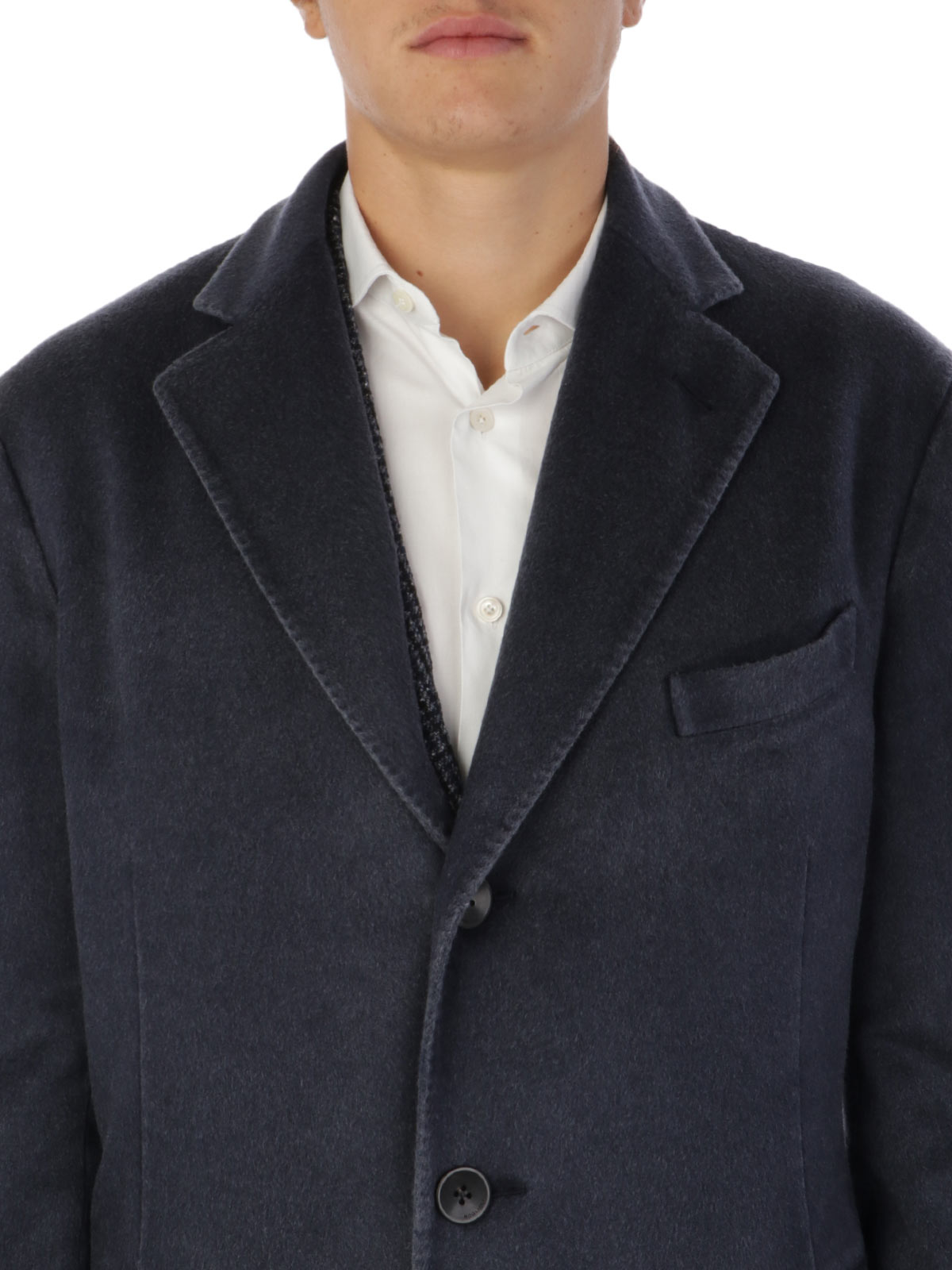 Immagine di BOGLIOLI | Cappotto Uomo in Cashmere
