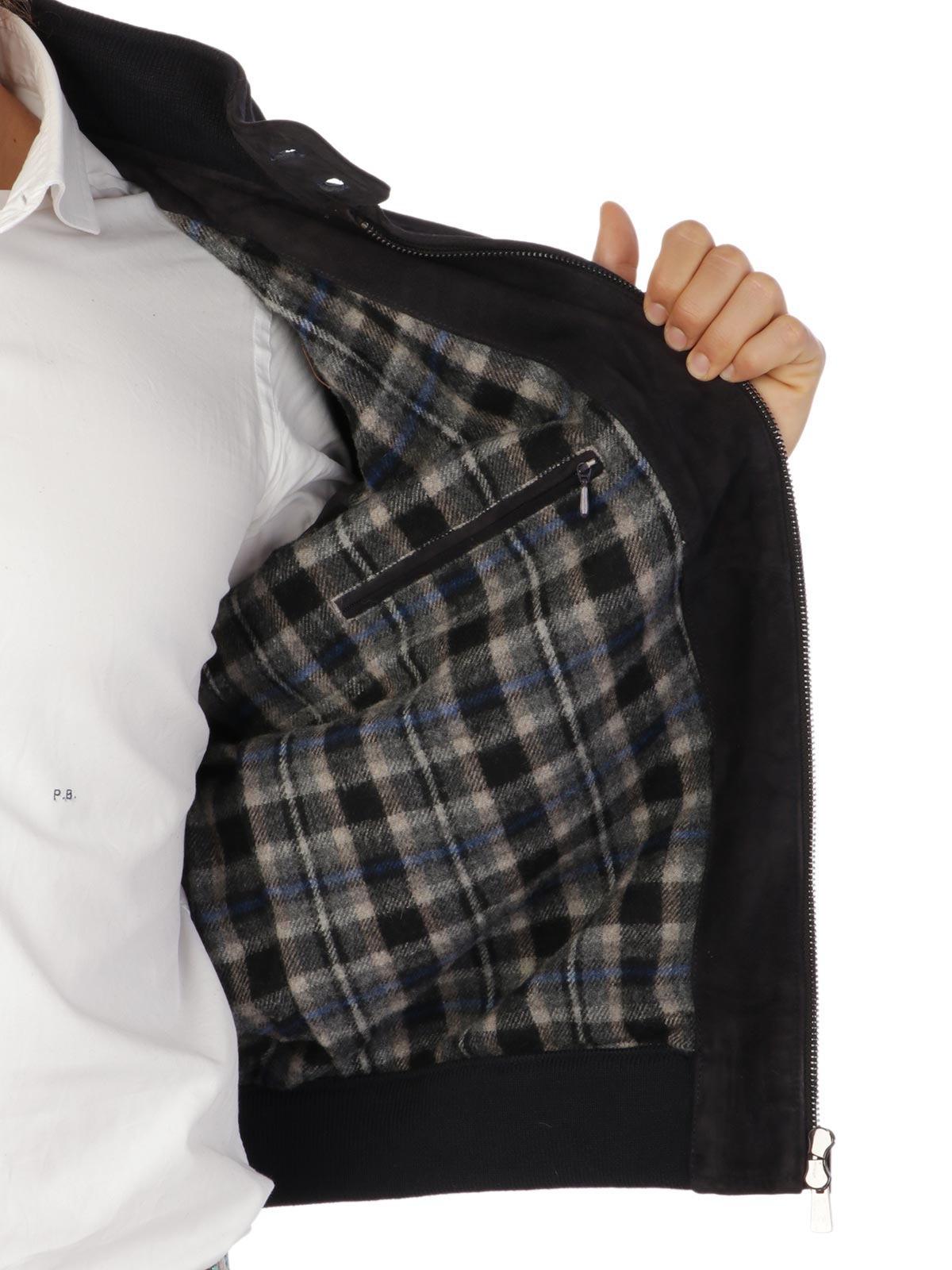 Picture of Brooksfield | Giubbotti Zip Up Jacket