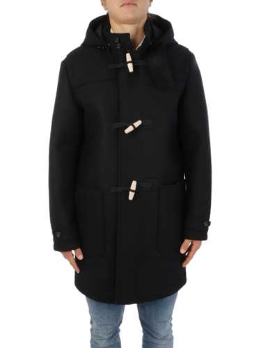 Picture of BARACUTA | Men's Virgin Wool Montgomery Coat