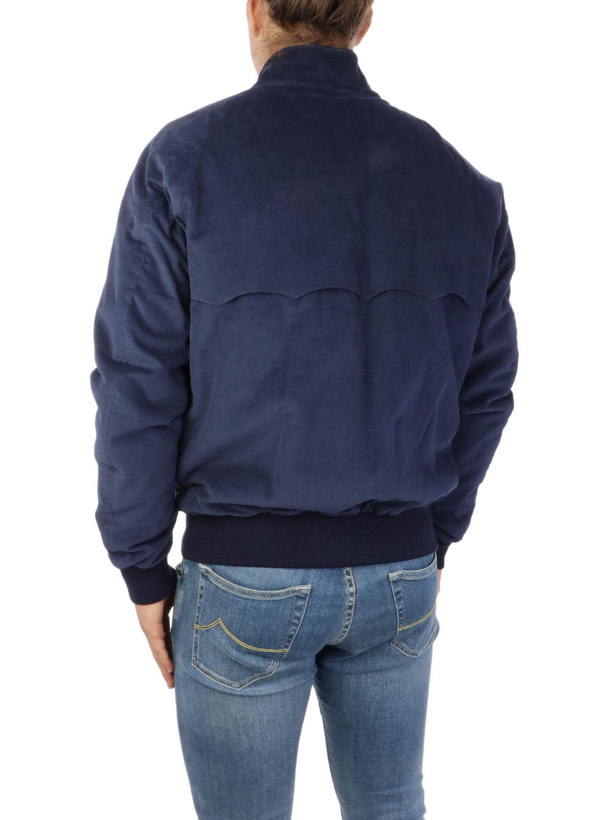 Picture of BARACUTA | Men's G9 Harrington Fine Winter Jacket