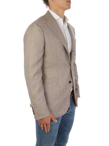 Picture of BARBA | Men's GJimmy MP Wool Blazer