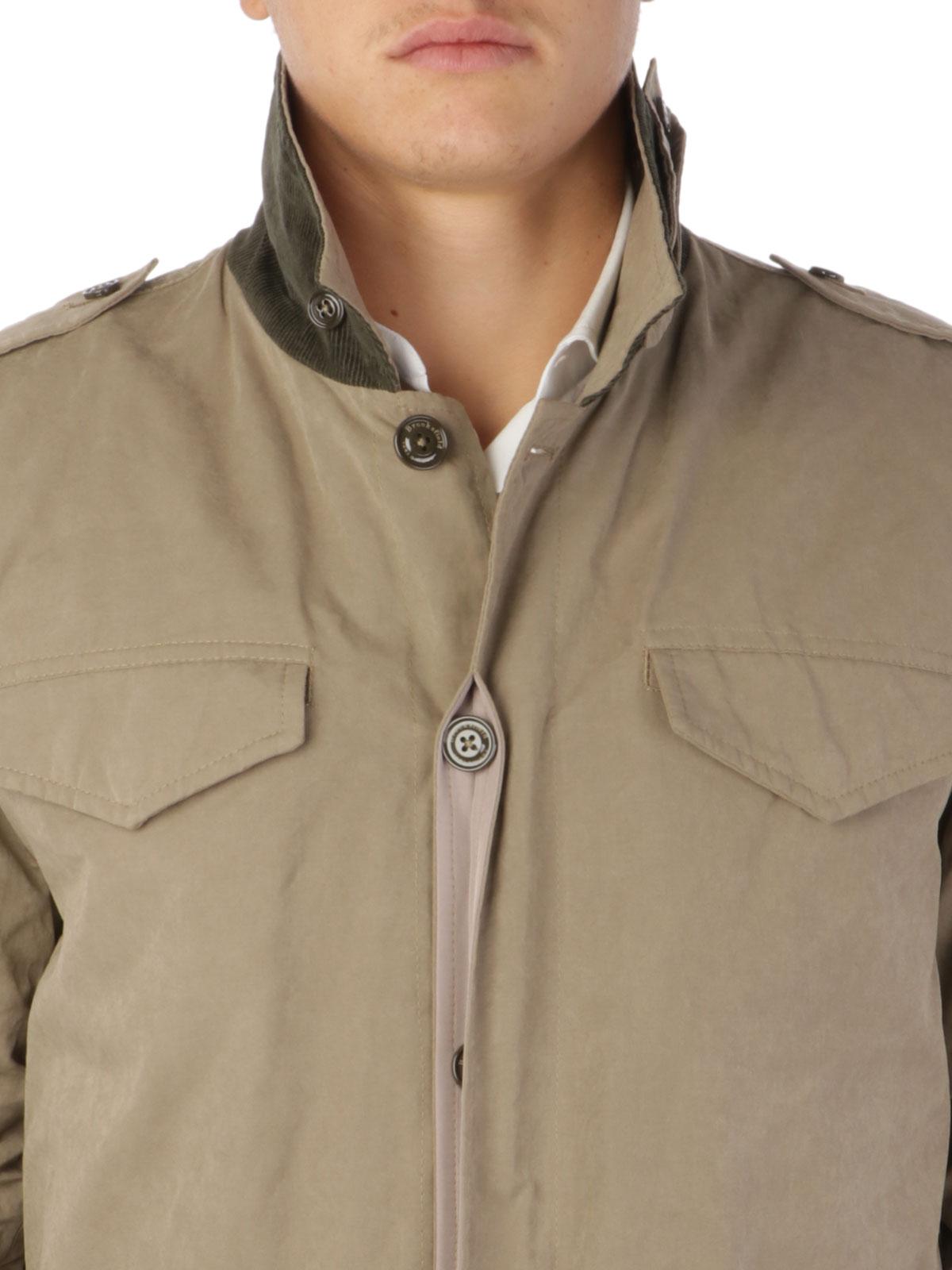 Picture of BROOKSFIELD   Men's Cotton Field Jacket