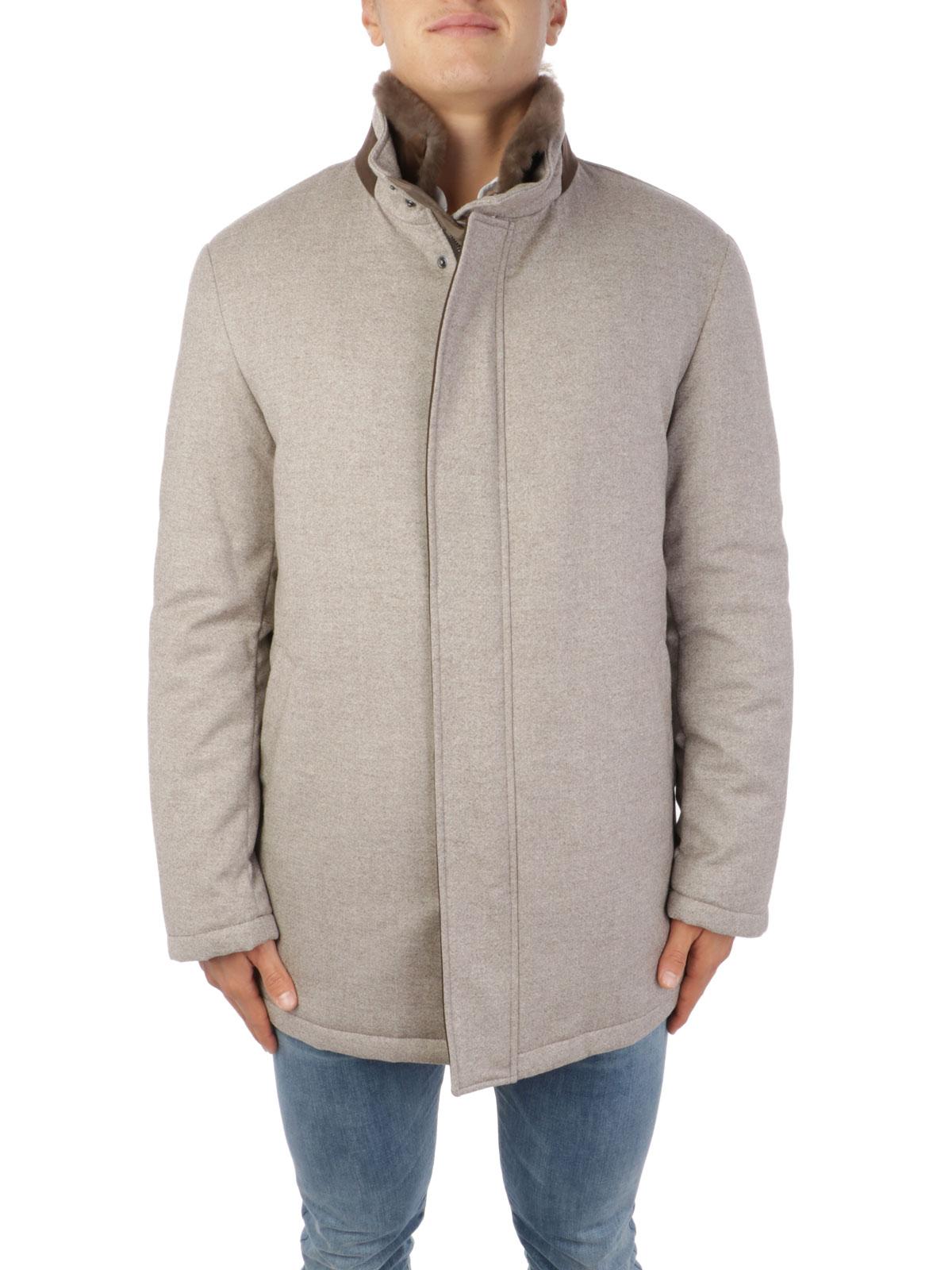 Picture of DORIANI | Men's Wool Coat
