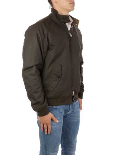 Immagine di BARACUTA | Giacca G9 Harrington Waxed Eco Fur