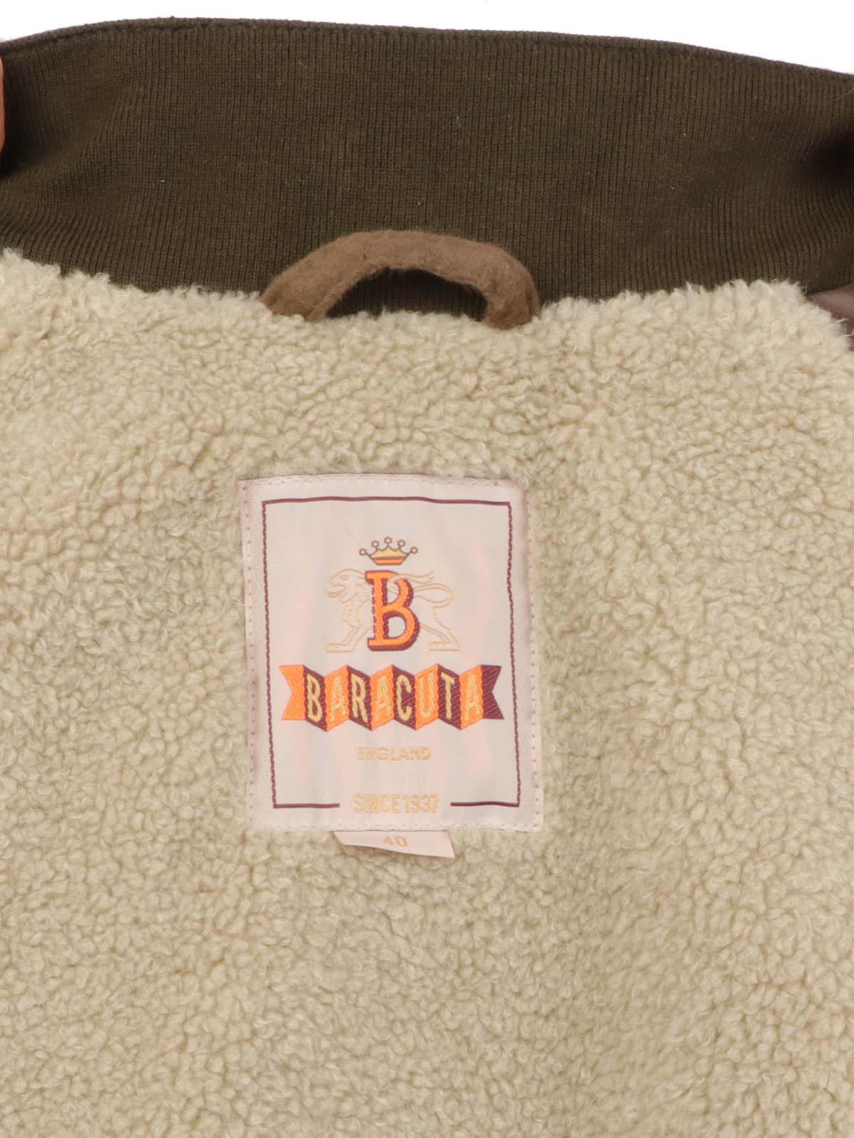 Immagine di BARACUTA | Giacca G9 Harrington Waxed Eco Fur