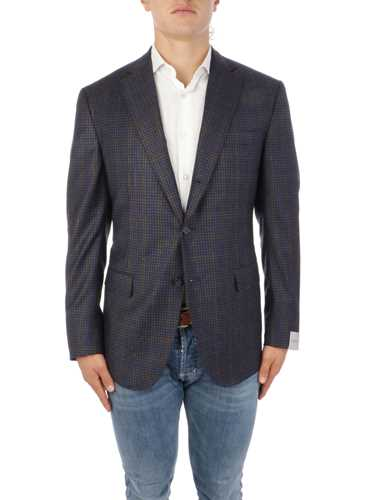Picture of RAVAZZOLO | Men's Virgin Wool Blazer