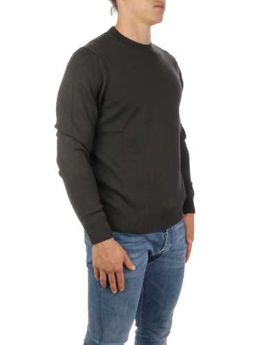 Picture of MALO | Men's Virgin Wool Crewneck Sweater