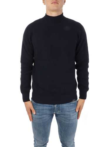 Picture of BROOKSFIELD | Men's Ribbed Mock Neck Sweater