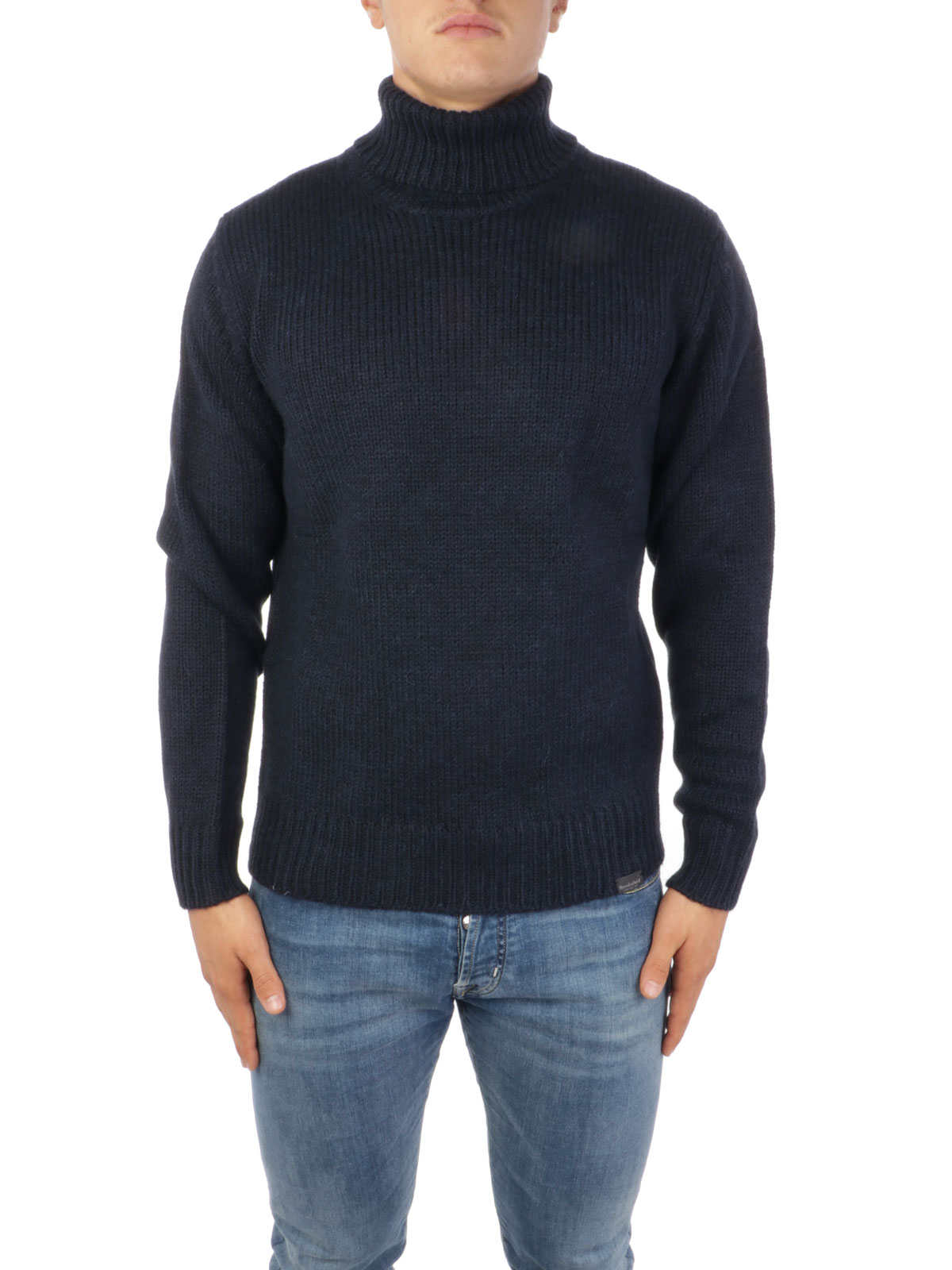 Immagine di Brooksfield | Jersey Turtleneck Sweater