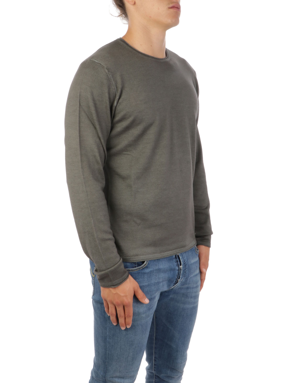 Picture of Brooksfield | Jersey Knitwear Crewneck