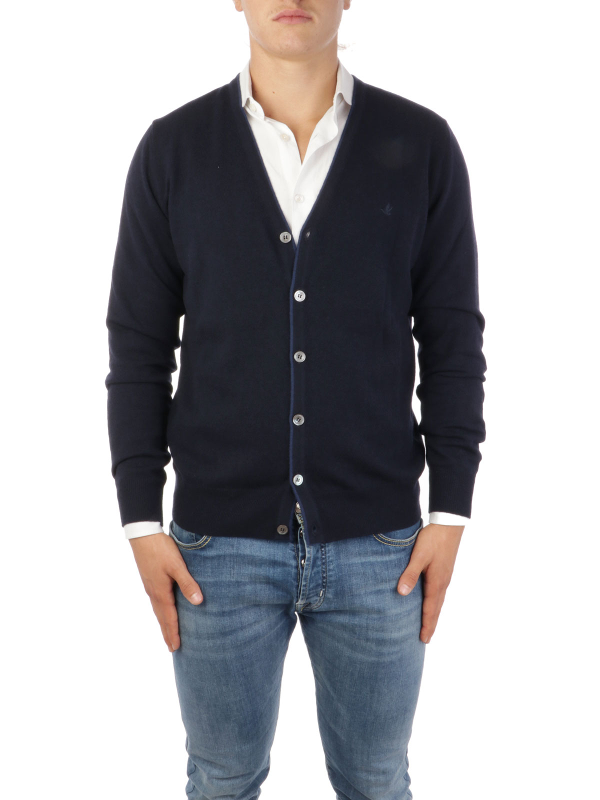 Immagine di Brooksfield | Jersey Knitwear Crewneck