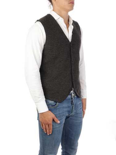 Picture of Brooksfield | Vest Jacquard Waistcoat