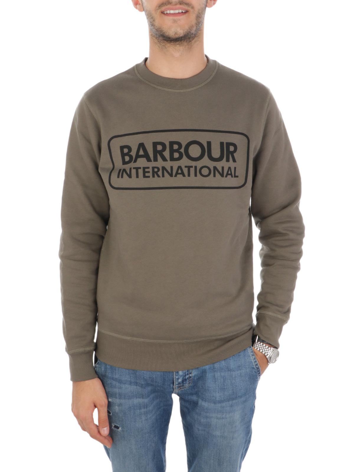 Immagine di BARBOUR | Felpa Uomo Large Logo