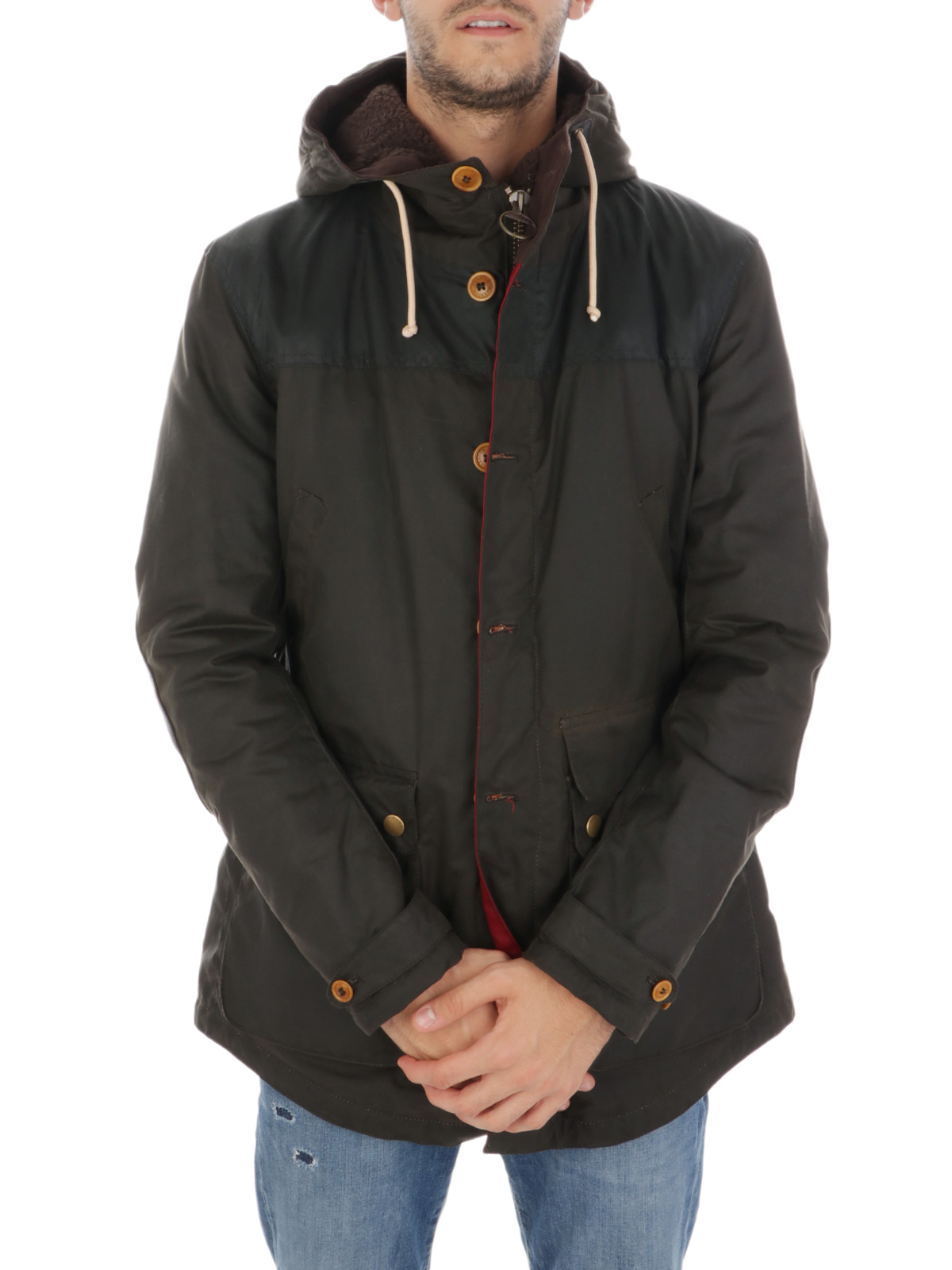 Picture of BARBOUR | Men's Game Wax Parka