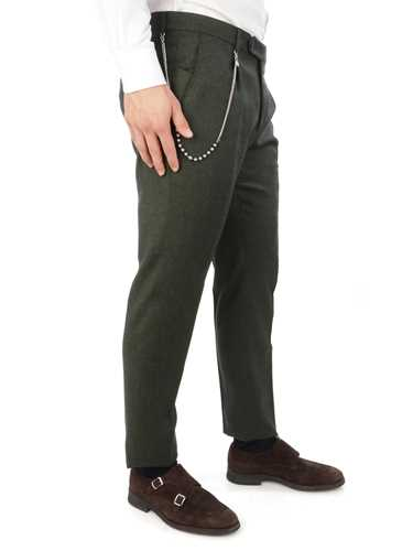 Picture of BERWICH | Men's Morello Trousers with Darts