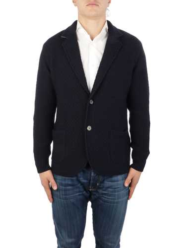 Picture of ELEVENTY | Men's Knitted Wool Blazer