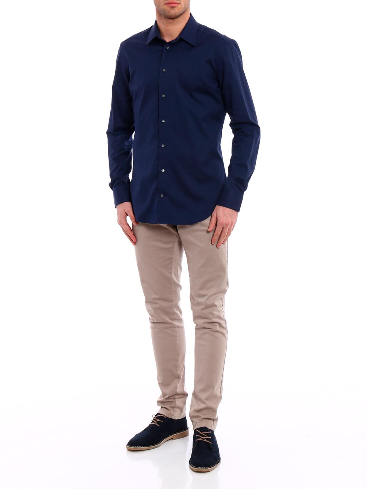 Immagine di EMPORIO ARMANI | Camicia Uomo Slim Fit
