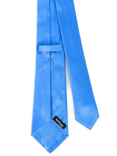 Picture of KITON | Men's Light Blue Tie