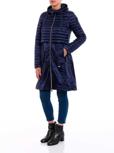 Picture of SAVE THE DUCK | Women's Raincoat D4445W IRIS6