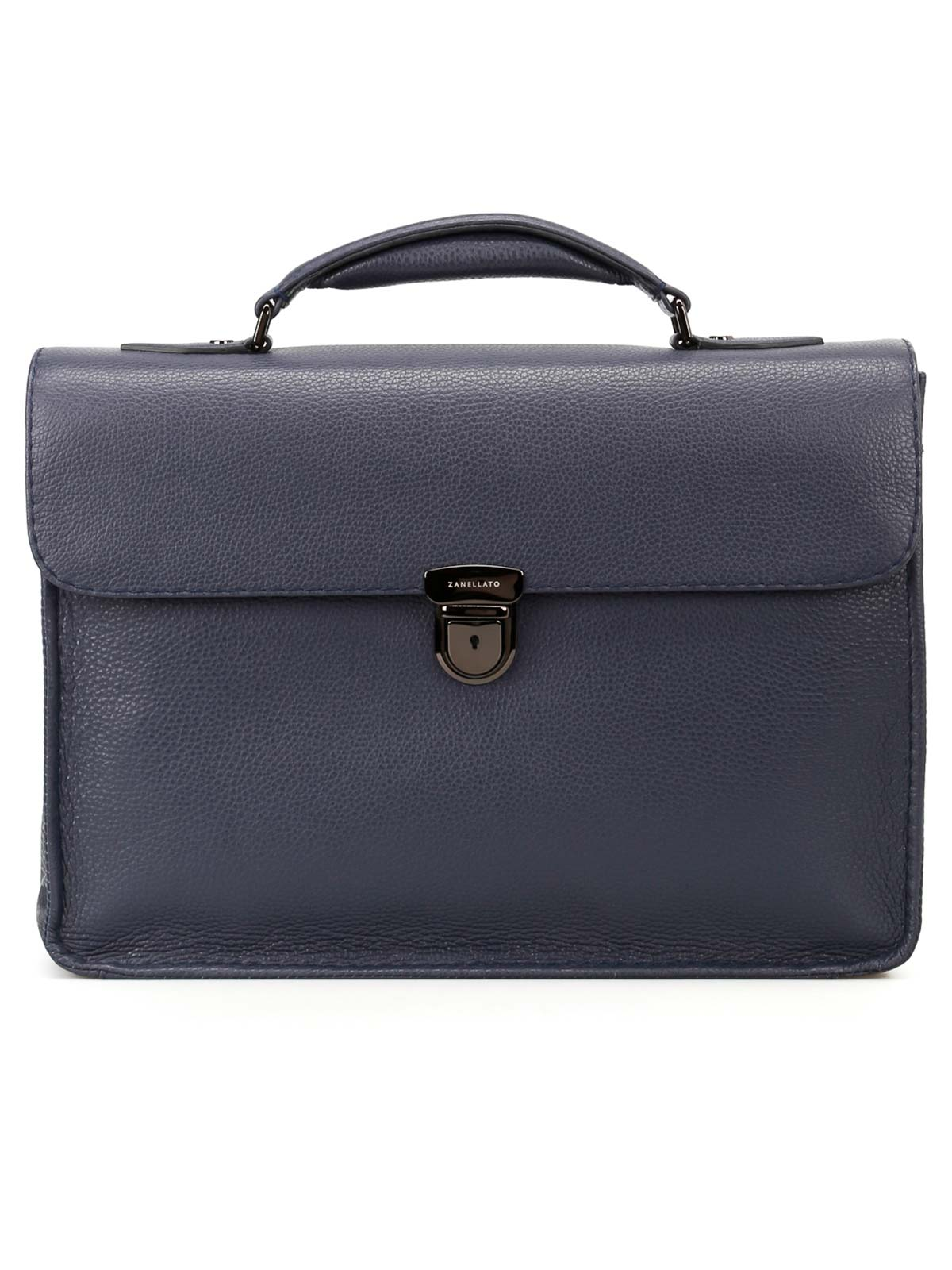 Picture of ZANELLATO | Men's Mestro Dollarone Bag