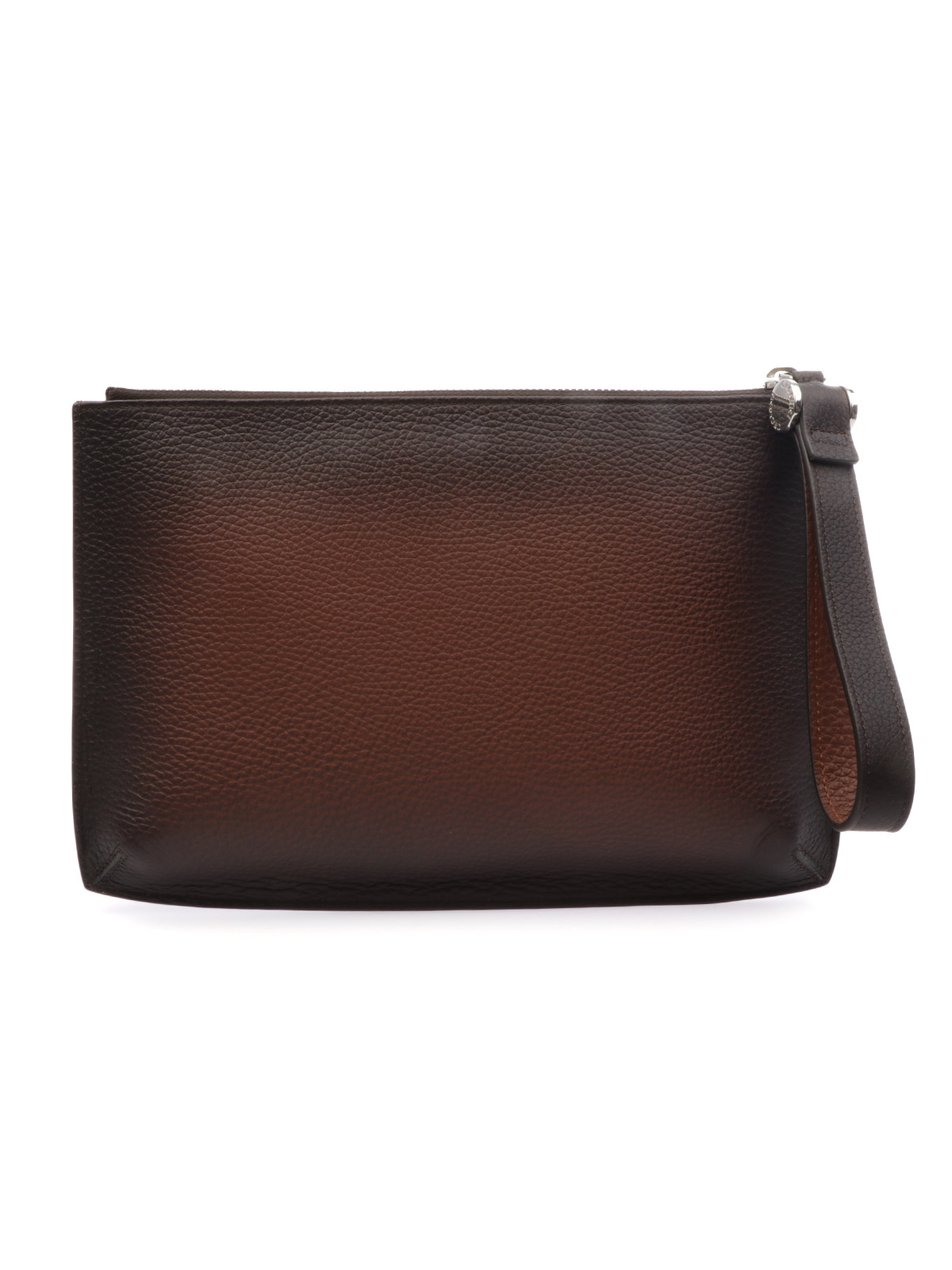 Picture of ORCIANI | Men's Micro Deep Leather Wallet