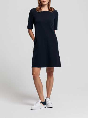 Picture of GANT | Women's Jersey Piqué Dress