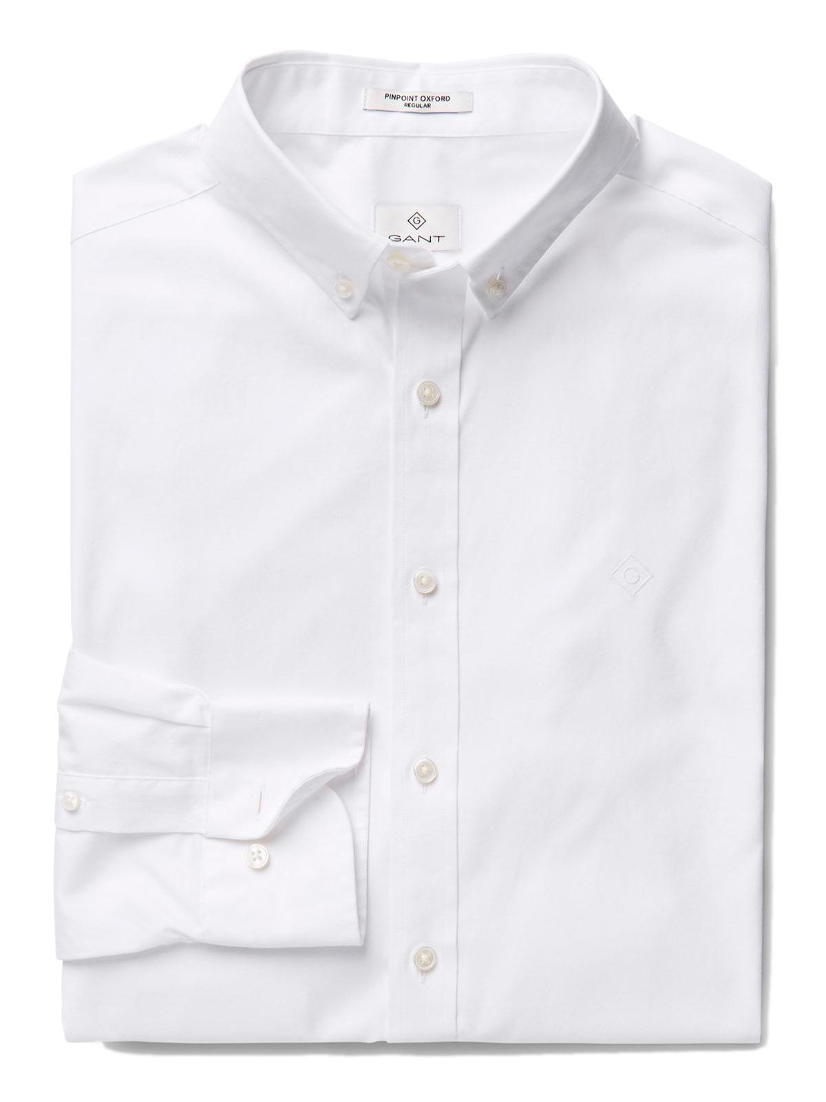 0b8334cb4f GANT Men's Pinpoint Oxford Shirt Regular 110 | 1803.303000 | Botta ...