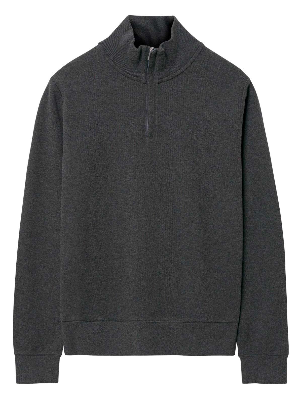 Picture of GANT | Men's Half Zip Sweater