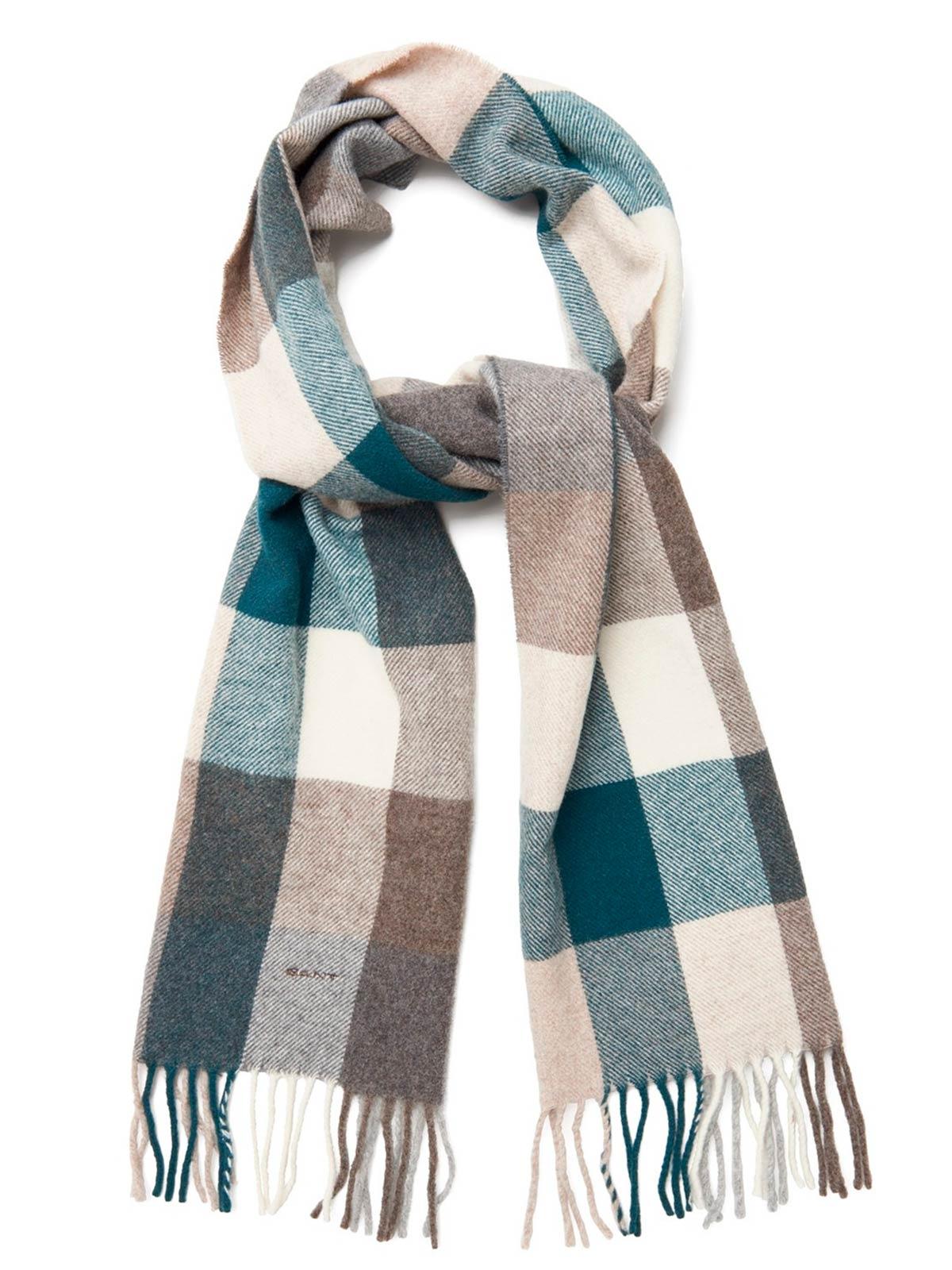Picture of GANT | Men's Multicheck Scarf