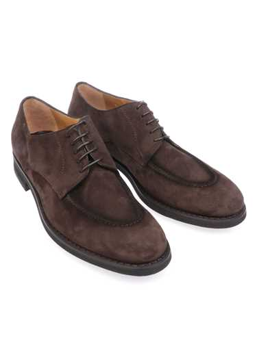 Picture of BARRETT | Men's Suede Laced-Up Shoe