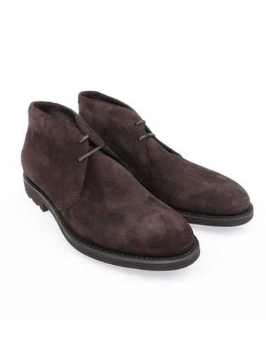 Picture of BARRETT | Men's Suede Laced Ankle Boot