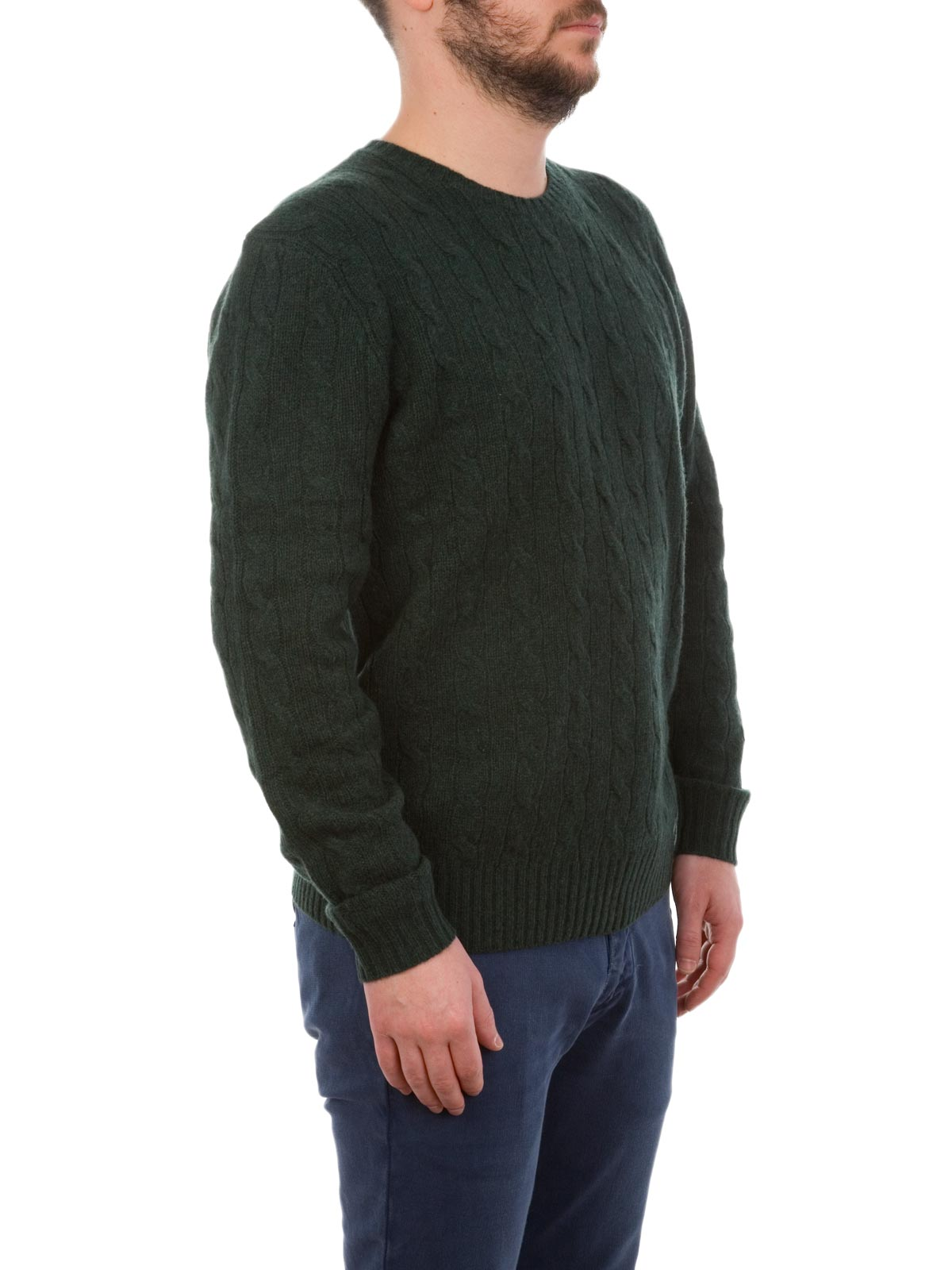 ... Picture of POLO RALPH LAUREN | Cable-Knit Cashmere Sweater ...