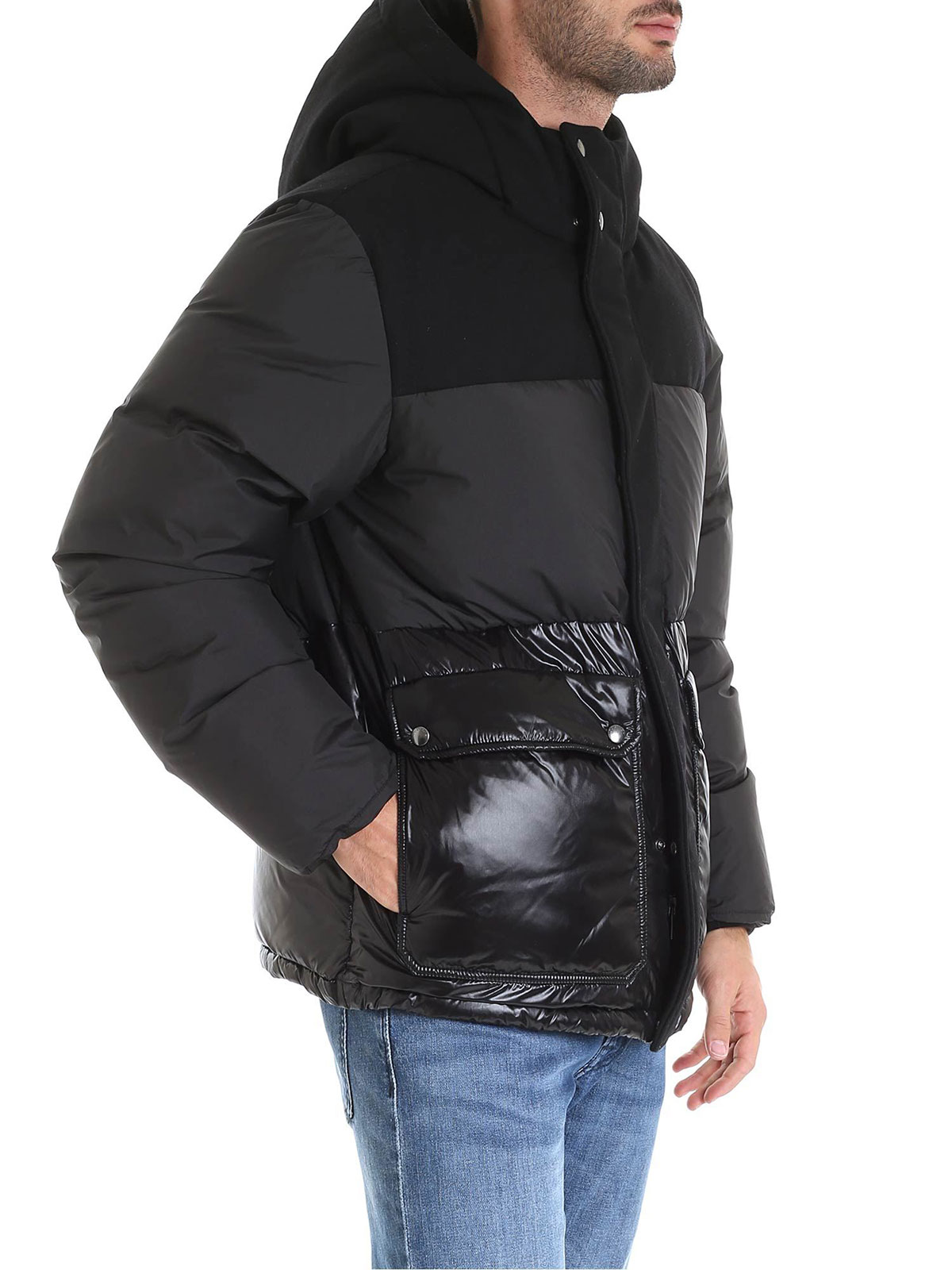Picture of WOOLRICH | Men's Intarsia Mountain Jacket