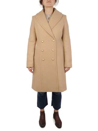 Picture of Nenette | Coat Cappotto Doppiopetto