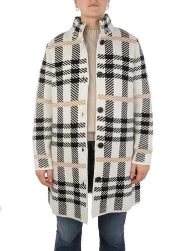 Immagine di One | Coat Cappotto Quadro
