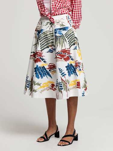 Picture of GANT | Riviera View Print Skirt