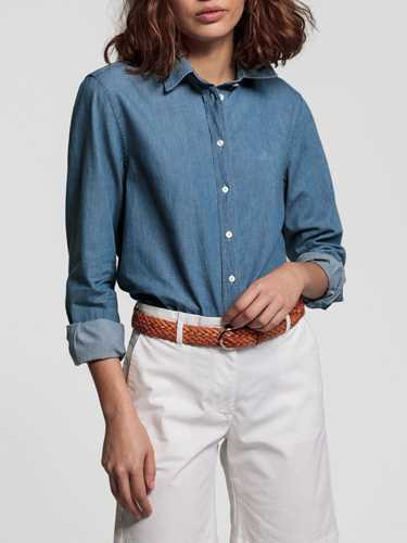 Immagine di GANT | SHIRTS D1. LUXURY CHAMBRAY