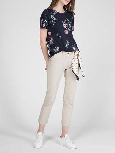 Picture of GANT | Women's Meadow Print T-Shirt