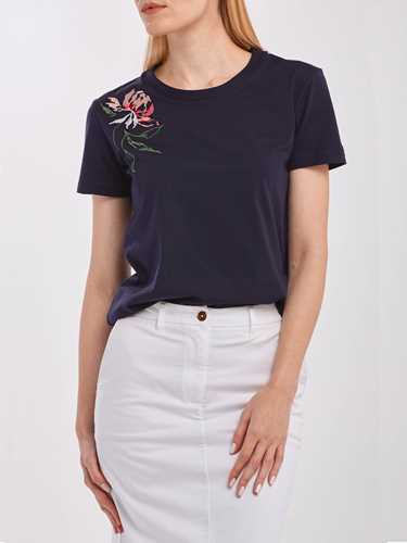 Picture of GANT | Women's Peonies T-Shirt