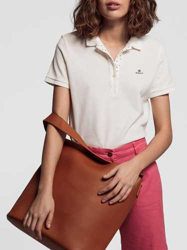 Picture of GANT | Women's French Dot Piqué Polo Shirt