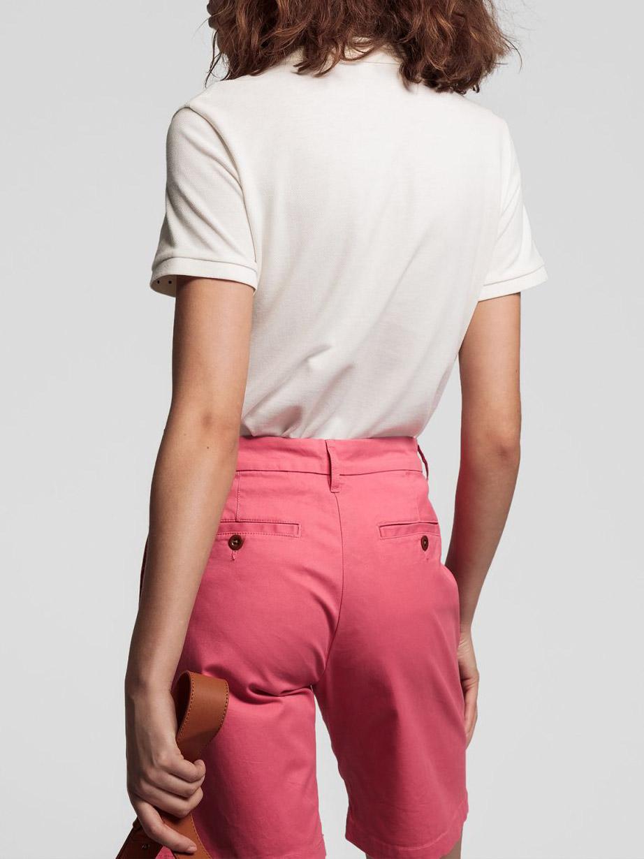 Picture of GANT | Women's French Dot Piqué Polo Shirt