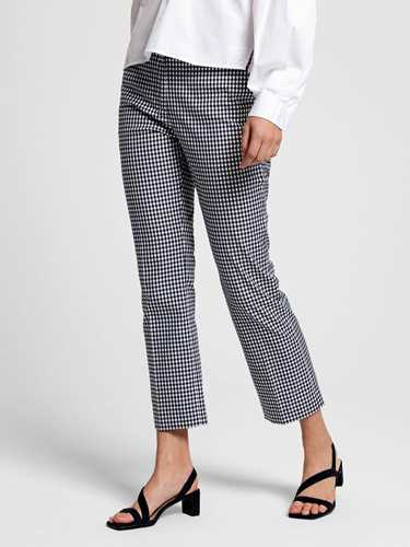 Picture of GANT | Women's Check Cigarette Pants