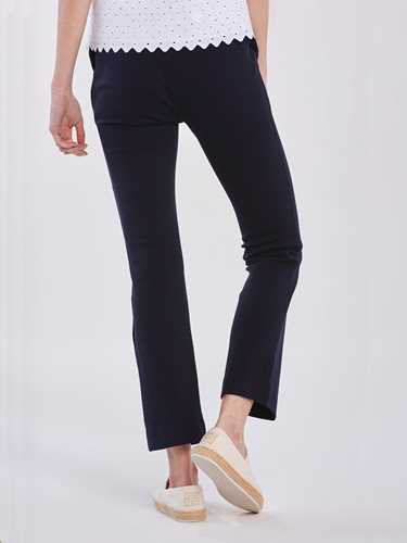 Picture of GANT | Women's Jersey Piqué Pants