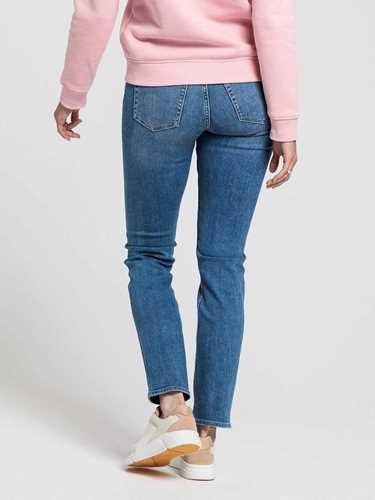 Picture of GANT | Women's Slim Fit Super Stretch Jeans