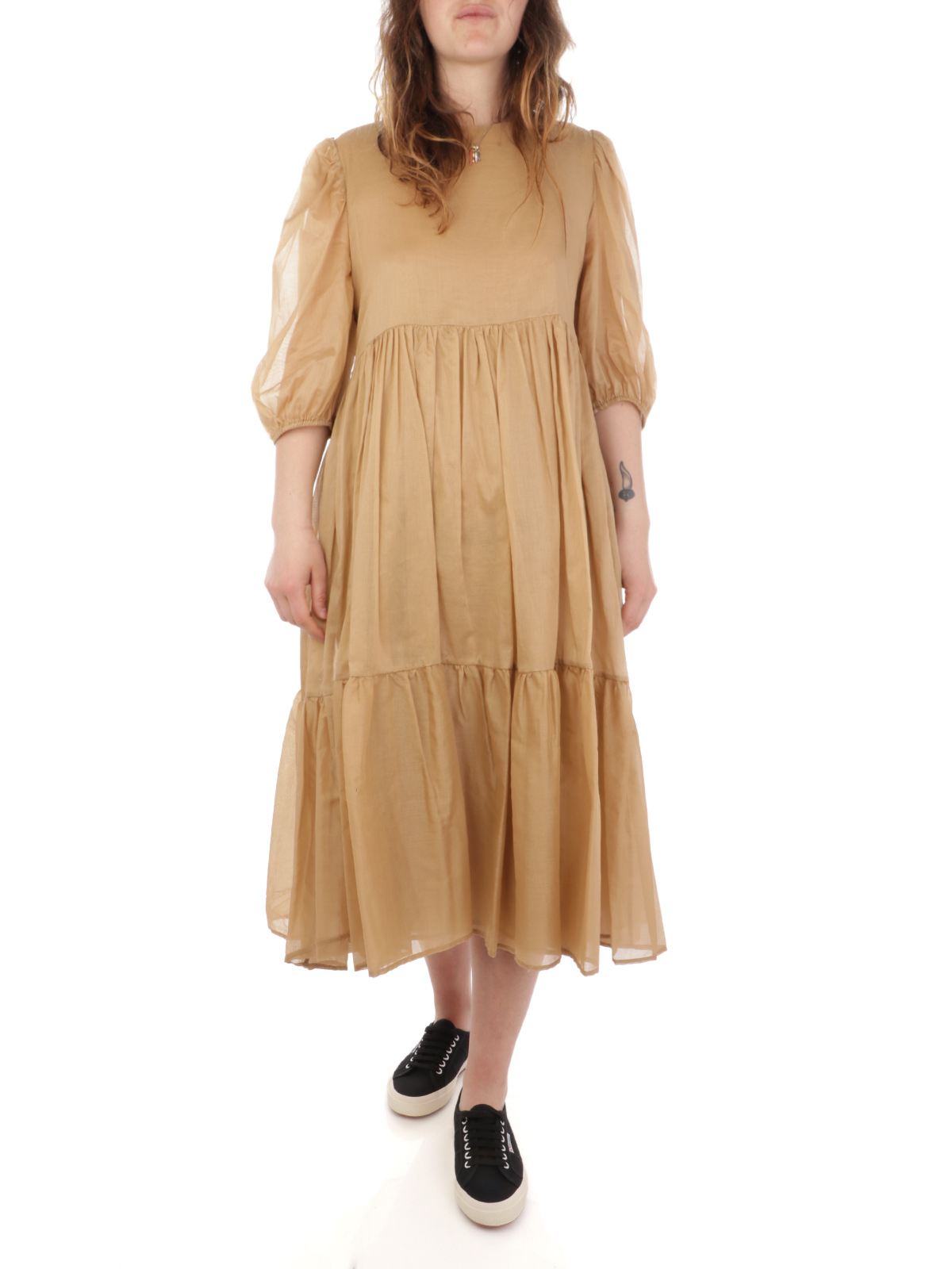 Picture of KAOS | Women's Cotton Voile Dress