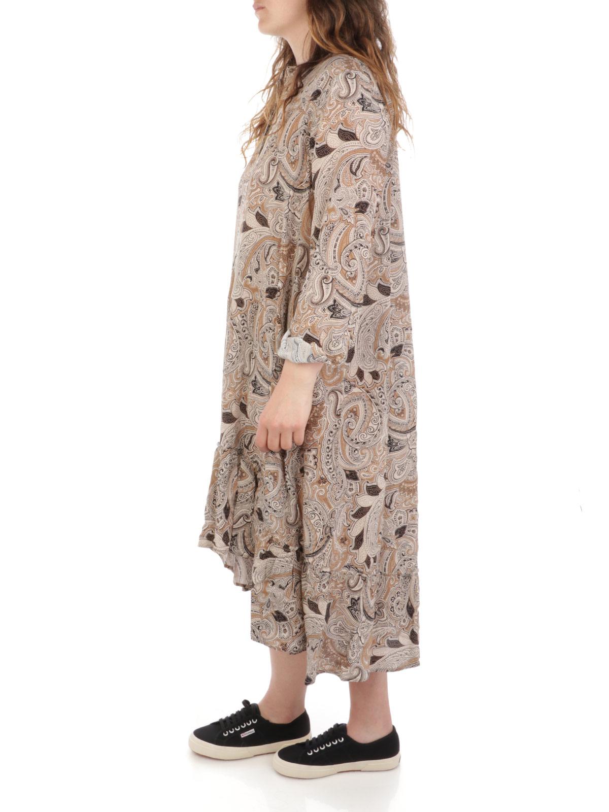 Picture of KAOS | Women's Paisley Silk Dress
