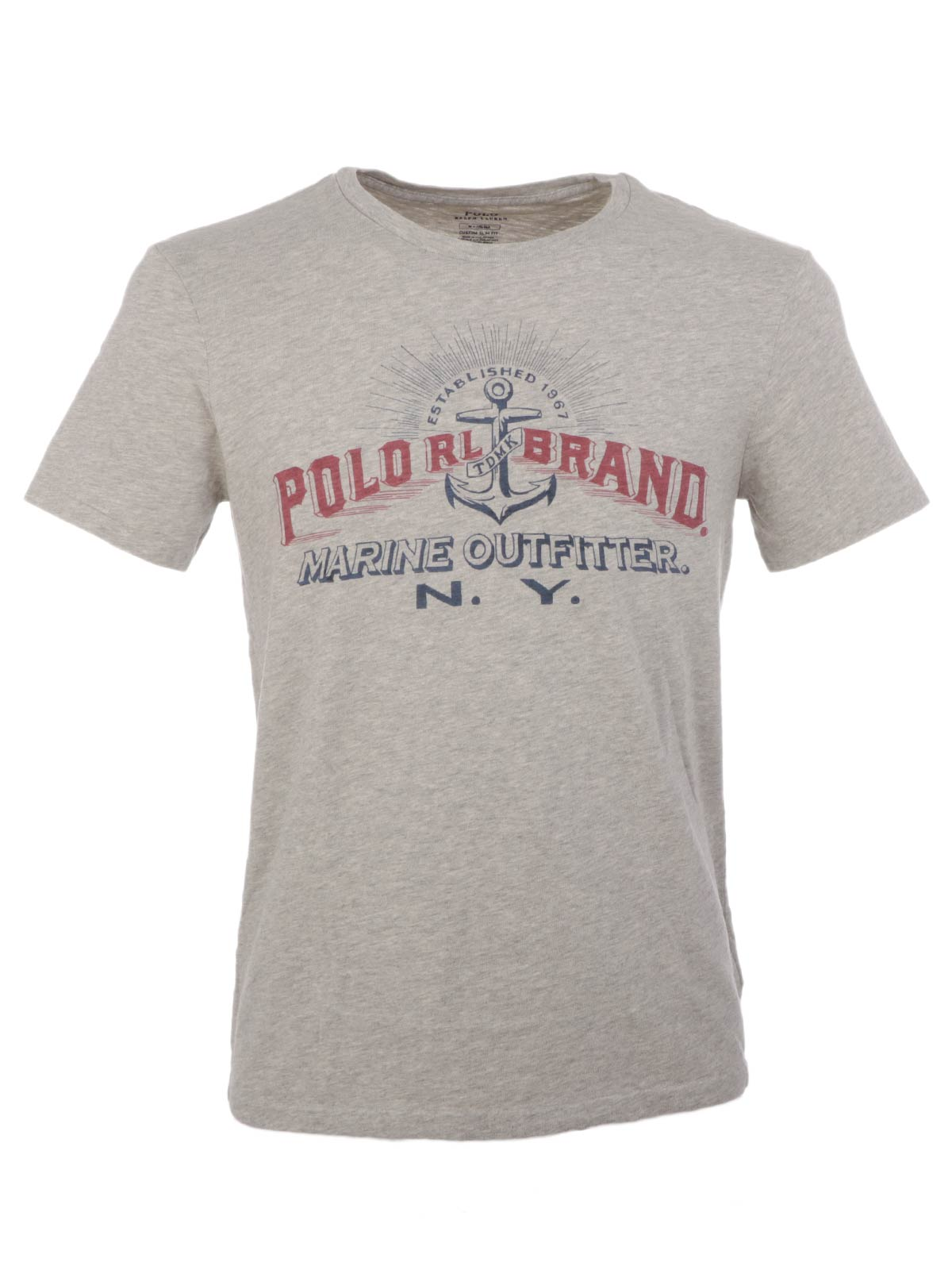 Picture of POLO RALPH LAUREN | Men's Marine Outfitter T-shirt