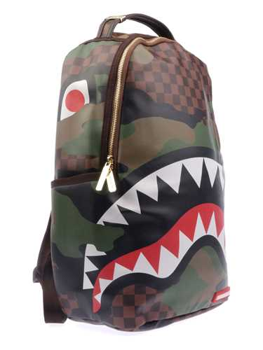 Picture of SPRAYGROUND | Men's Camo Shark Backpack